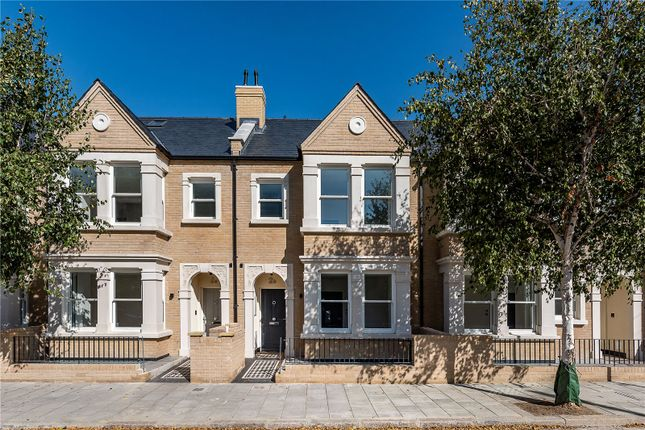 Thumbnail Terraced house for sale in Mauleverer Road, London
