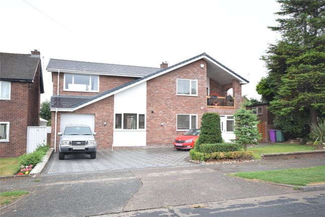 Thumbnail Detached house for sale in Rockbourne Avenue, Woolton, Liverpool