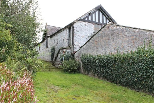 Thumbnail Barn conversion for sale in Draycott Road, Tean, Stoke-On-Trent