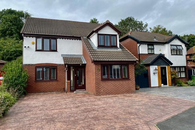 4 bed detached house to rent in Applecross Close, Gorse Covert, Warrington WA3