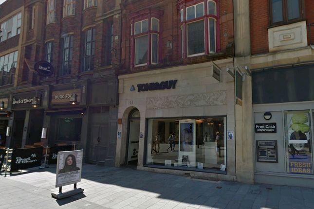 Thumbnail Retail premises to let in Market Street, Leicester