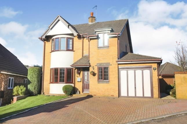 Thumbnail Detached house for sale in Holcombe Drive, Tytherington, Macclesfield, Cheshire