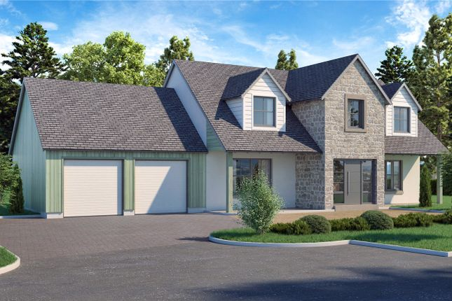 Thumbnail Detached house for sale in Plot 1, Corsiehill, Perth