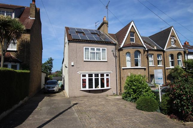 Thumbnail Semi-detached house for sale in Gordon Hill, Enfield