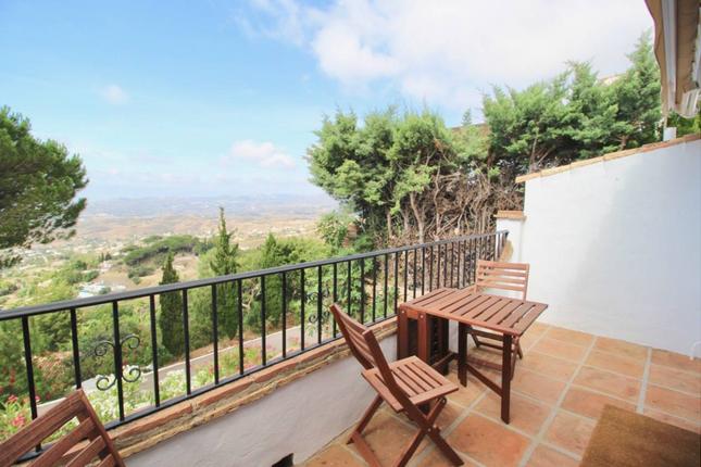 Private Terrace of Mijas, Costa Del Sol, Andalusia, Spain