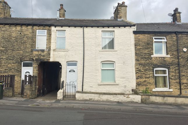 Thumbnail Terraced house to rent in Haycliffe Road, Bradford