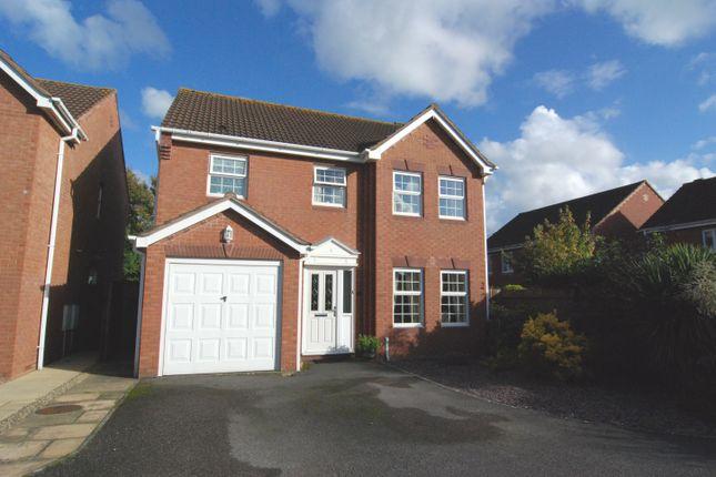 Thumbnail Detached house for sale in Cornbrash Rise, Hilperton, Trowbridge