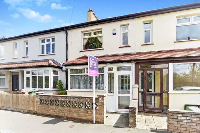 Thumbnail Terraced house for sale in Spencer Road, Mitcham