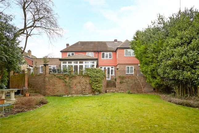 Thumbnail Detached house for sale in Ruxley Crescent, Claygate, Esher, Surrey