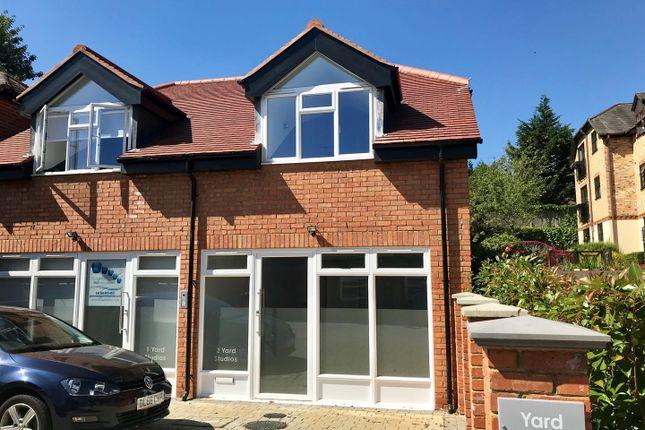 Thumbnail Property to rent in Yard Studios, Slade Court, Watling Street, Radlett