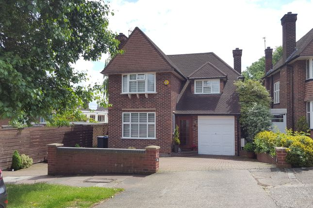 Thumbnail Detached house for sale in Greenhill, Wembley Park