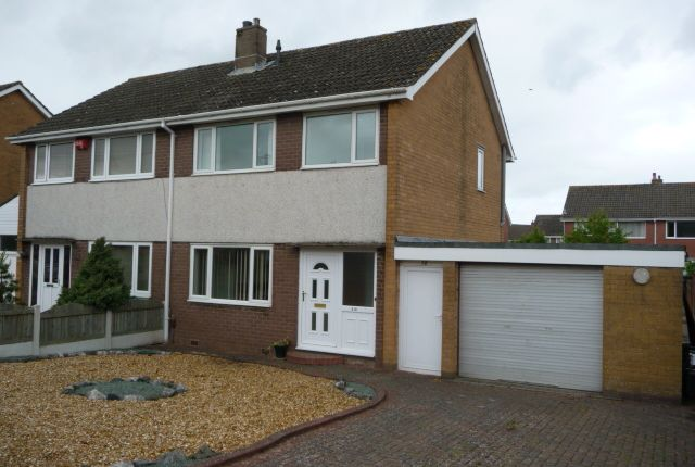 Thumbnail Semi-detached house to rent in Green Lane, Belle Vue, Carlisle