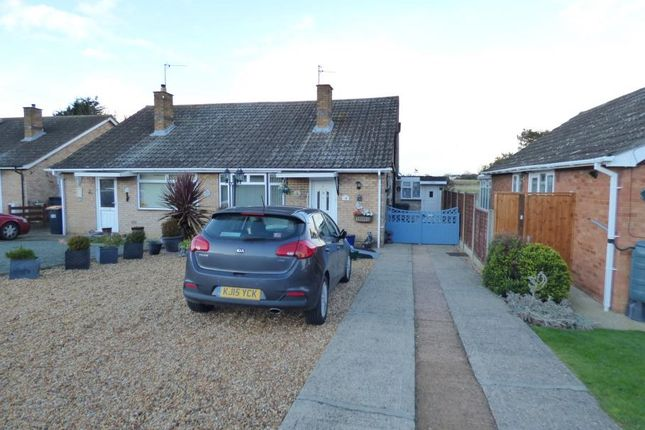 Thumbnail Semi-detached bungalow for sale in Wootton, Beds