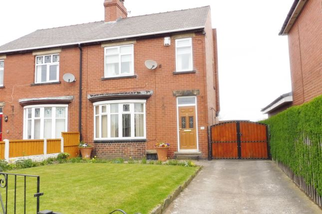 Thumbnail Semi-detached house for sale in Barnsley Road, Darfield