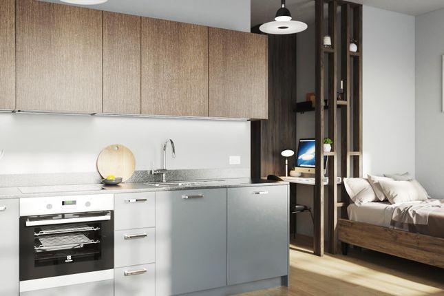 Kitchen cgi of Chapel Lane, Galgate, Lancaster LA2