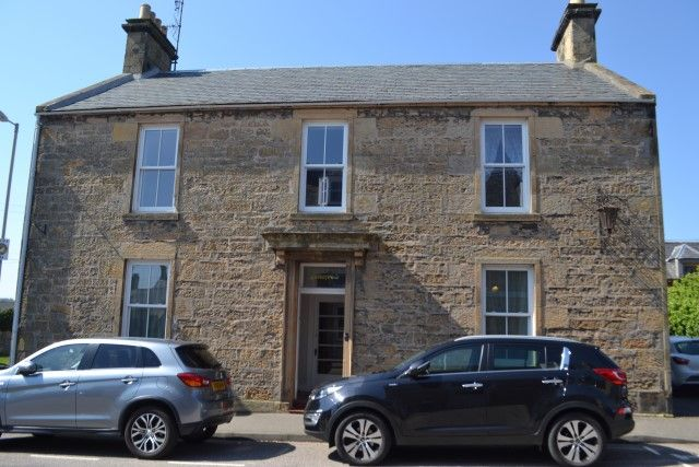 Thumbnail Detached house for sale in 18 South Guildry Street, Elgin