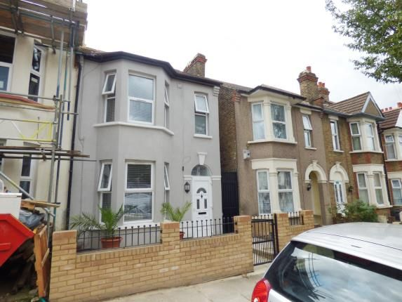 Thumbnail End terrace house for sale in May Terrace, Mayville Road, Ilford