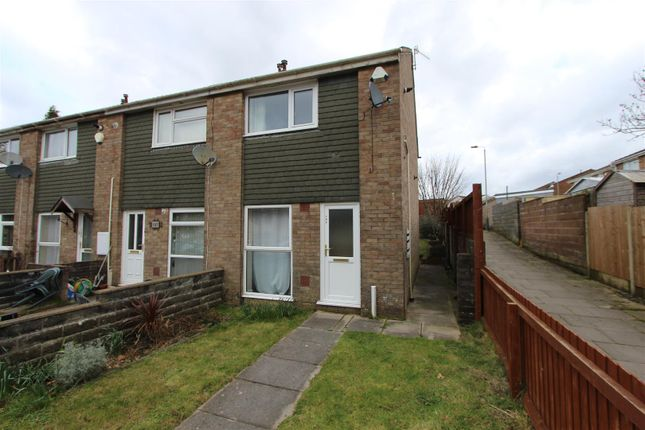 2 bed end terrace house to rent in Pen Y Cae, Rudry, Caerphilly CF83