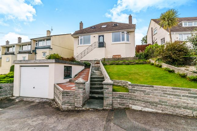 Thumbnail Detached bungalow for sale in St. Stephens Road, Saltash