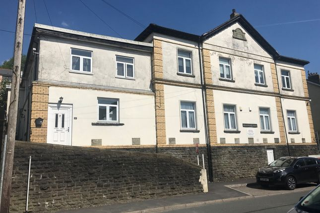 Thumbnail Flat for sale in Meadow Hall Court, Senghenydd, Caerphilly