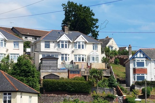 Thumbnail Semi-detached house for sale in Clifton Bank, Paignton