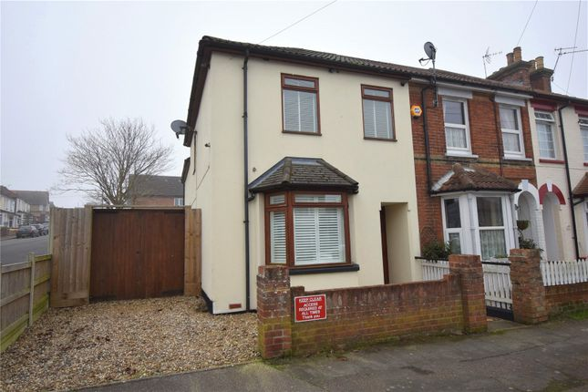 End terrace house for sale in Lee Road, Dovercourt, Harwich, Essex