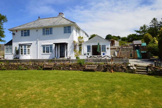 Thumbnail Detached house for sale in Burrator Road, Dousland, Yelverton