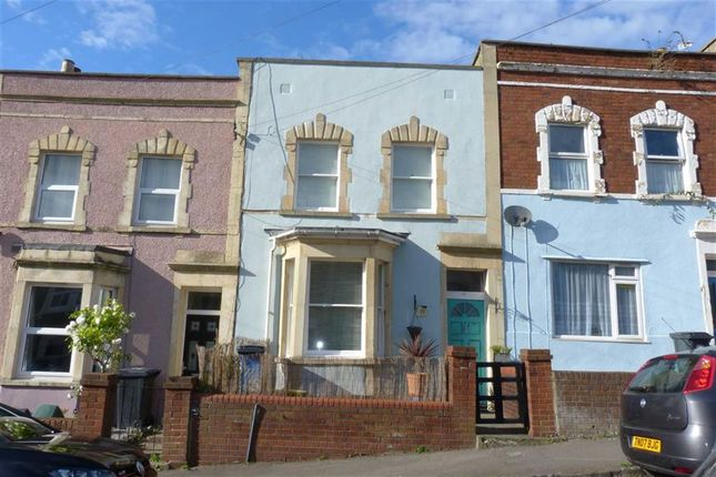 Thumbnail Terraced house to rent in Pylle Hill Crescent, Bristol
