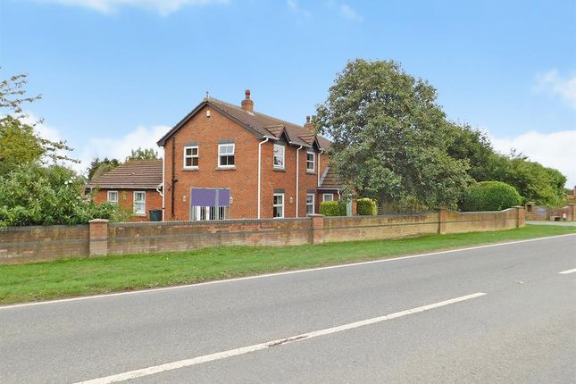 Thumbnail Detached house for sale in Huttoft Road, Sutton-On-Sea, Mablethorpe