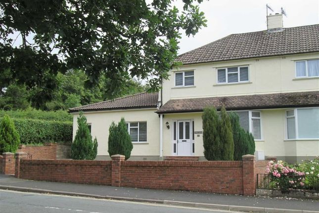 Thumbnail Semi-detached house to rent in Oaktree Crescent, Cockermouth