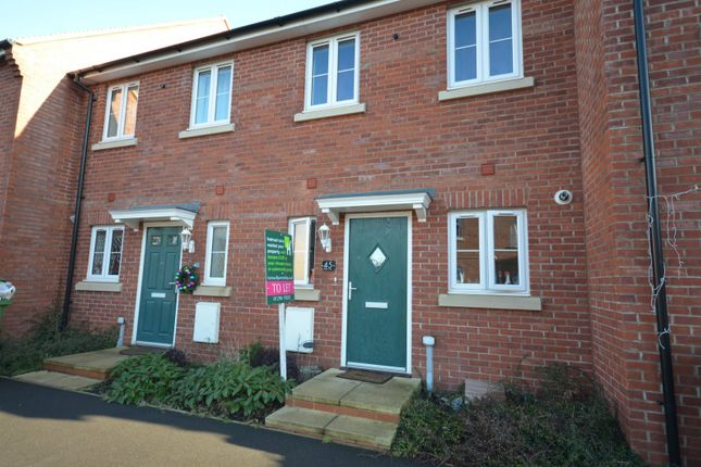 Thumbnail Property to rent in Pluto Way, Aylesbury