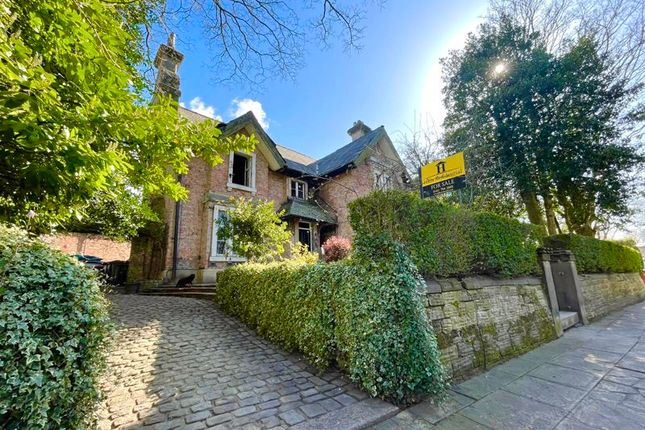 Thumbnail Detached house for sale in Lower Broughton Road, 'M7', Salford