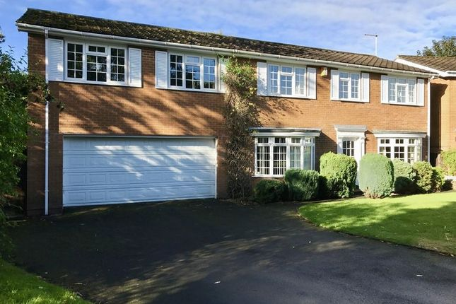 Thumbnail Detached house for sale in The Mount, Grange Road, Ryton
