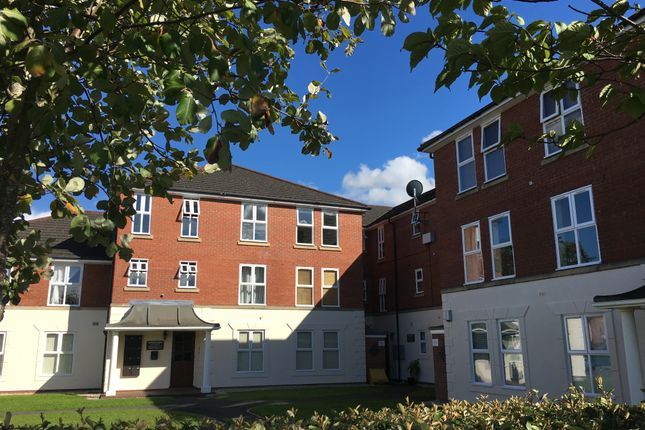 Thumbnail 1 bedroom flat to rent in Sapphire Drive, Leamington Spa