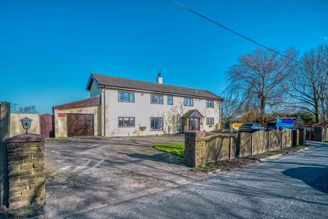 Thumbnail Detached house for sale in Fir Tree Lane, Aughton, Ormskirk
