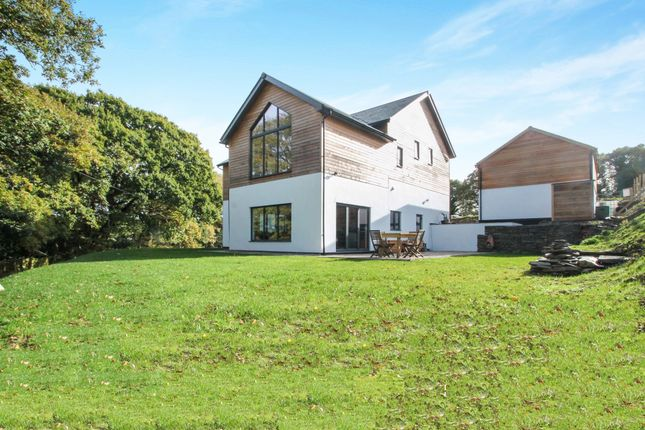 Thumbnail Detached house for sale in Oaklands, Forget Me Not Lane, Plymouth