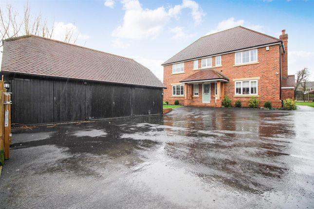 Thumbnail Detached house for sale in Chapel Lane, Broad Oak, Canterbury