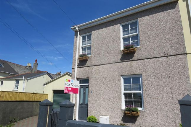 Thumbnail Property to rent in Saltash
