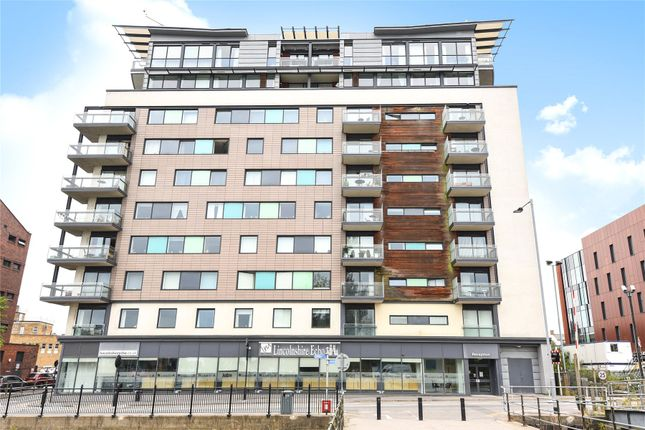 Thumbnail Flat for sale in Witham Wharf, Lincoln