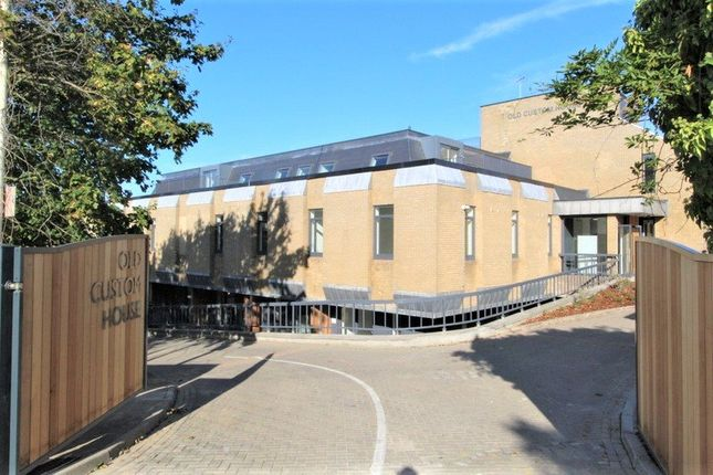 Thumbnail Flat for sale in Old Custom House, Main Road, Harwich, Essex