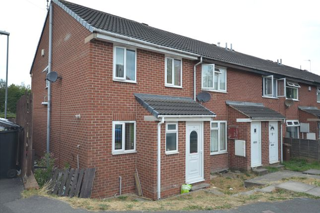 Thumbnail Terraced house for sale in Ingleby Way, Leeds, West Yorkshire