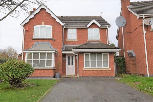 4 bed detached house to rent in Bronington Close, Manchester M22