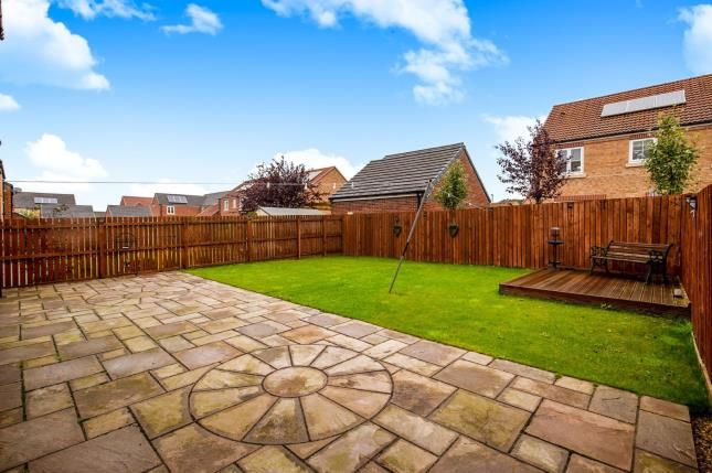Garden of West Wood Drive, Middlesbrough TS6