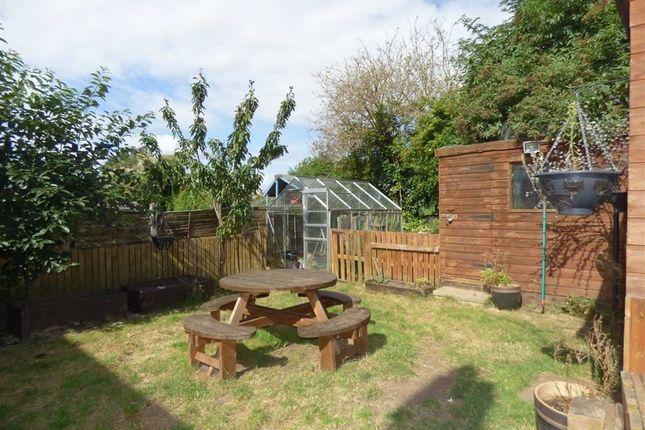 Garden of Hawthorn Grove, Gainsborough DN21