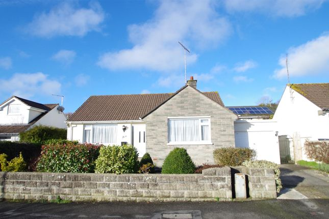 Thumbnail Detached bungalow for sale in Manor Mill Road, Knowle, Braunton