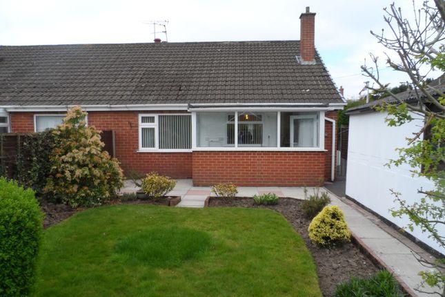Thumbnail Bungalow to rent in Roseacre Lane, Blythe Bridge, Stoke On Trent, Staffordshire