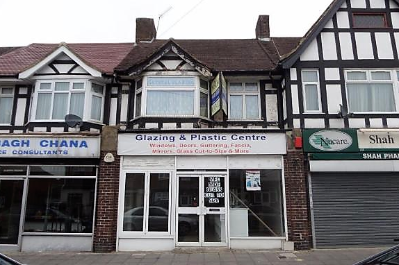 Thumbnail Retail premises for sale in North Parade, North Road, Southall, Middlesex