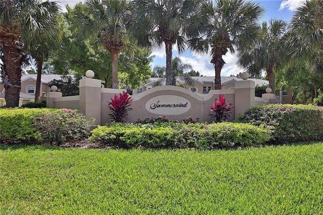 Studio for sale in 12100 Summergate Circle 201, Fort Myers, Florida, United States Of America