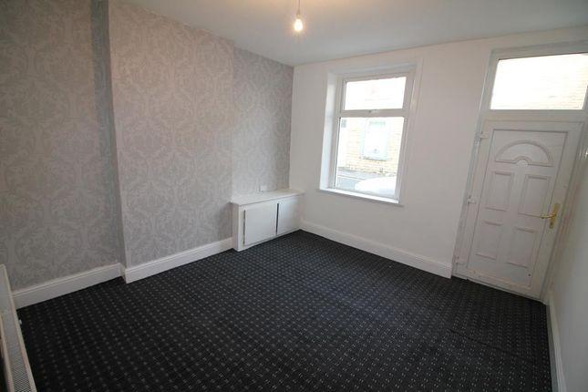 Reception Area of Leyland Road, Burnley BB11