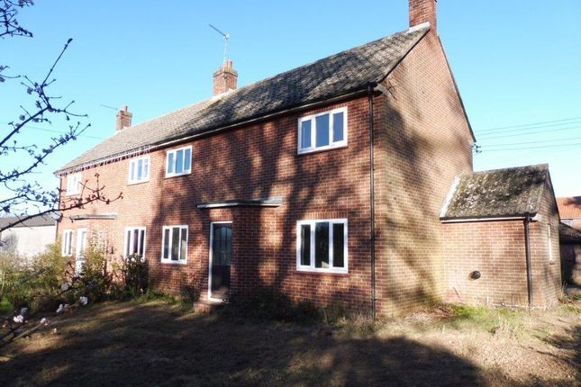 Thumbnail Property to rent in Stake Bridge Road, Scottow, Norwich